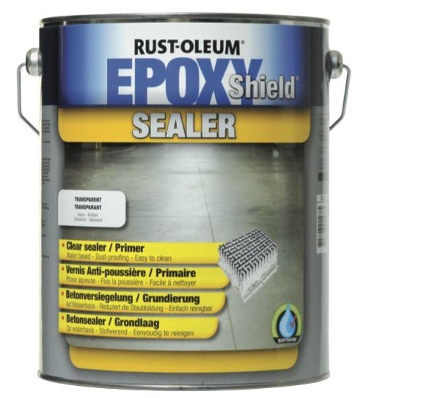 Rust Oleum Epoxy Sealer