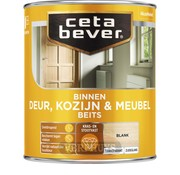 CetaBever CetaBever Transparante Binnenbeits Deur & Kozijn - Zijdeglans