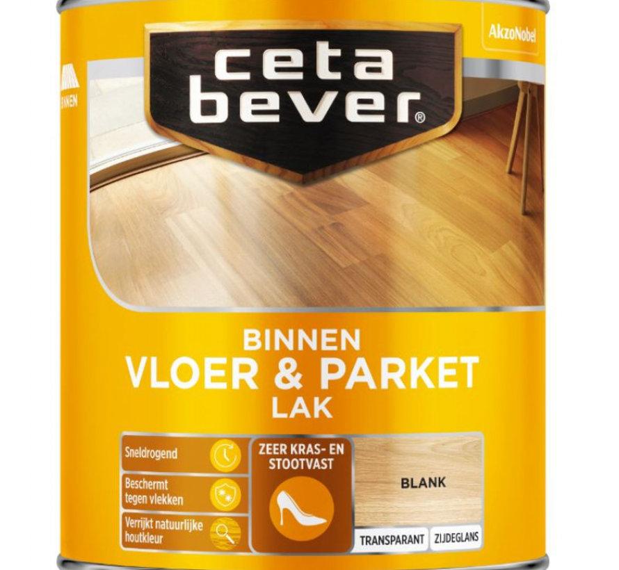 CetaBever Transparant Vloer & Parketlak