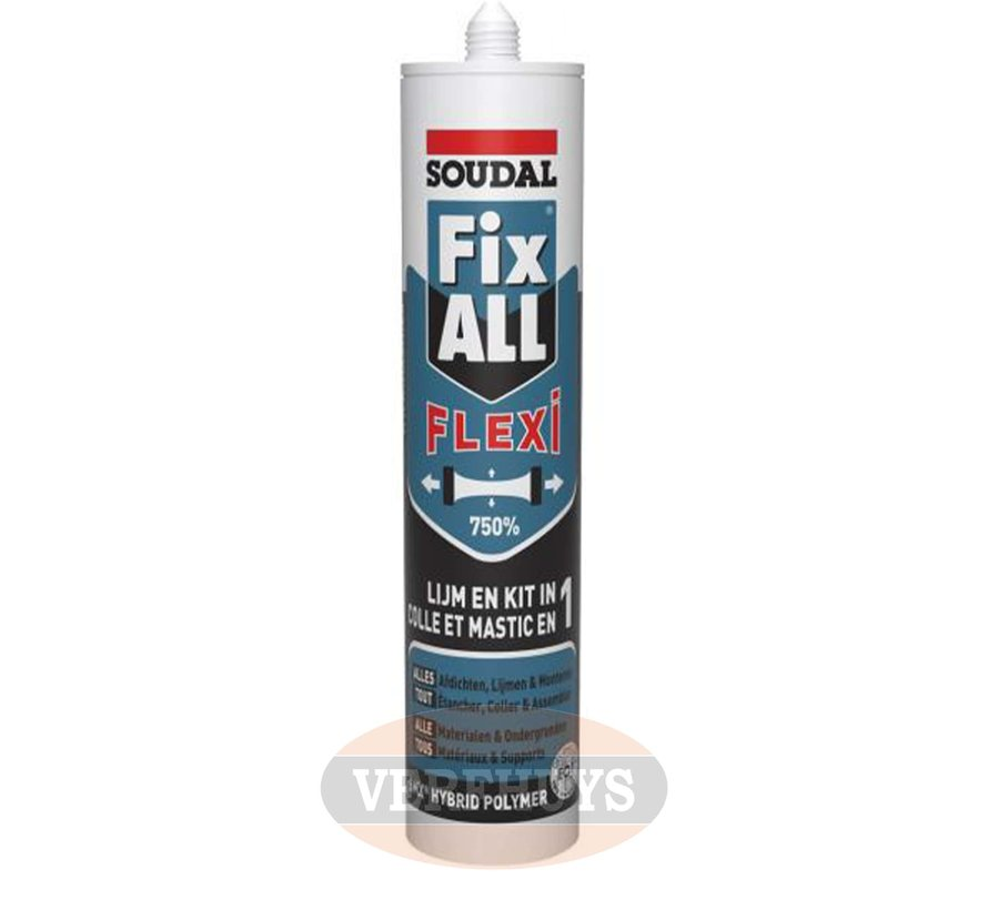 Soudal Fix All Flexi Wit - 290ml