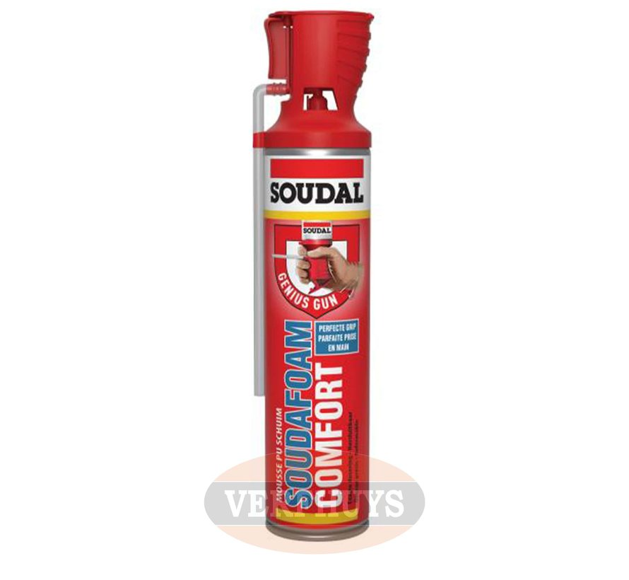 Soudal Soudafoam Comfort - 600 ml