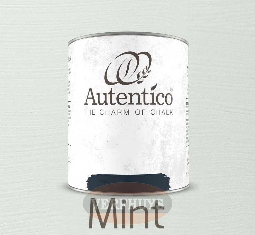 Autentico Volterra - Mint - 2,5 Liter