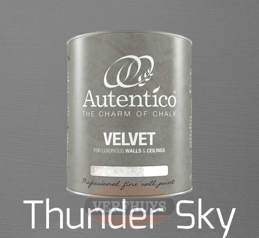 Autentico Velvet - Thunder Sky - 2,5 Liter