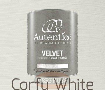 Autentico Velvet - Corfu White - 2,5 Liter