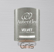 Autentico Velvet - Gris - 2,5 Liter