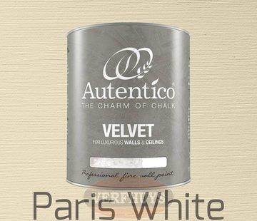 Autentico Velvet - Paris White - 2,5 Liter