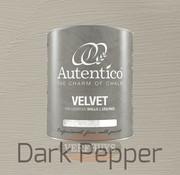 Autentico Velvet - Dark Pepper - 2,5 Liter