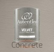 Autentico Velvet - Concrete - 2,5 Liter
