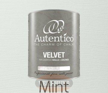 Autentico Velvet - Mint - 2,5 Liter