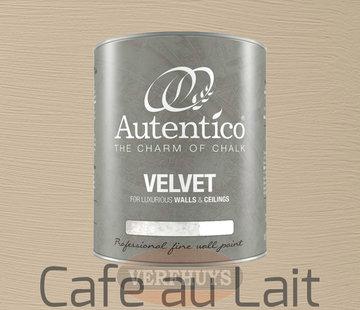 Autentico Velvet - Cafe-au-Lait - 2,5 Liter