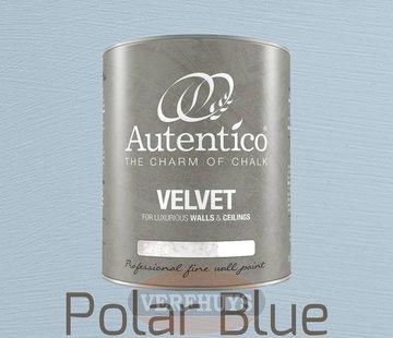 Autentico Velvet - Polar Blue
