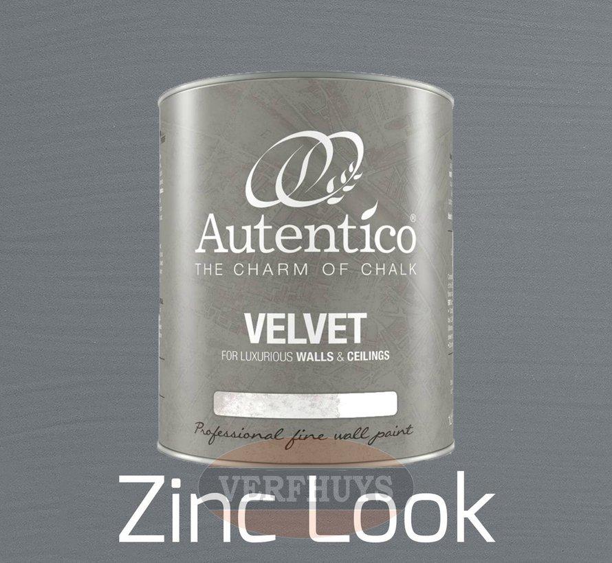Autentico Velvet - Zinc Look