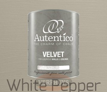 Autentico Velvet - White Pepper
