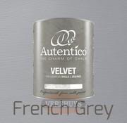 Autentico Velvet - French Grey
