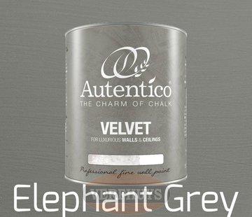 Autentico Velvet - Elephant Grey