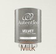 Autentico Velvet - Milk - 2,5 Liter