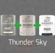 Complete betonlook verfset voor 10m2 - Thunder Sky