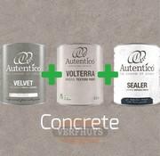 Complete betonlook verfset voor 10m2 - Concrete