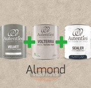 Complete betonlook verfset voor 10m2 - Almond