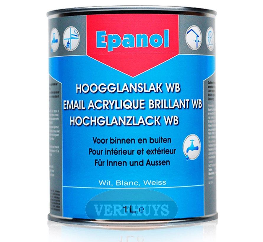 Epanol Hoogglanslak WB   1 Liter