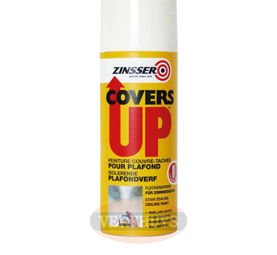 Zinsser Covers Up - 400 ml