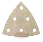 Klingspor Klingspor schuurpapier - Driehoek 96 x 96 x 96 mm