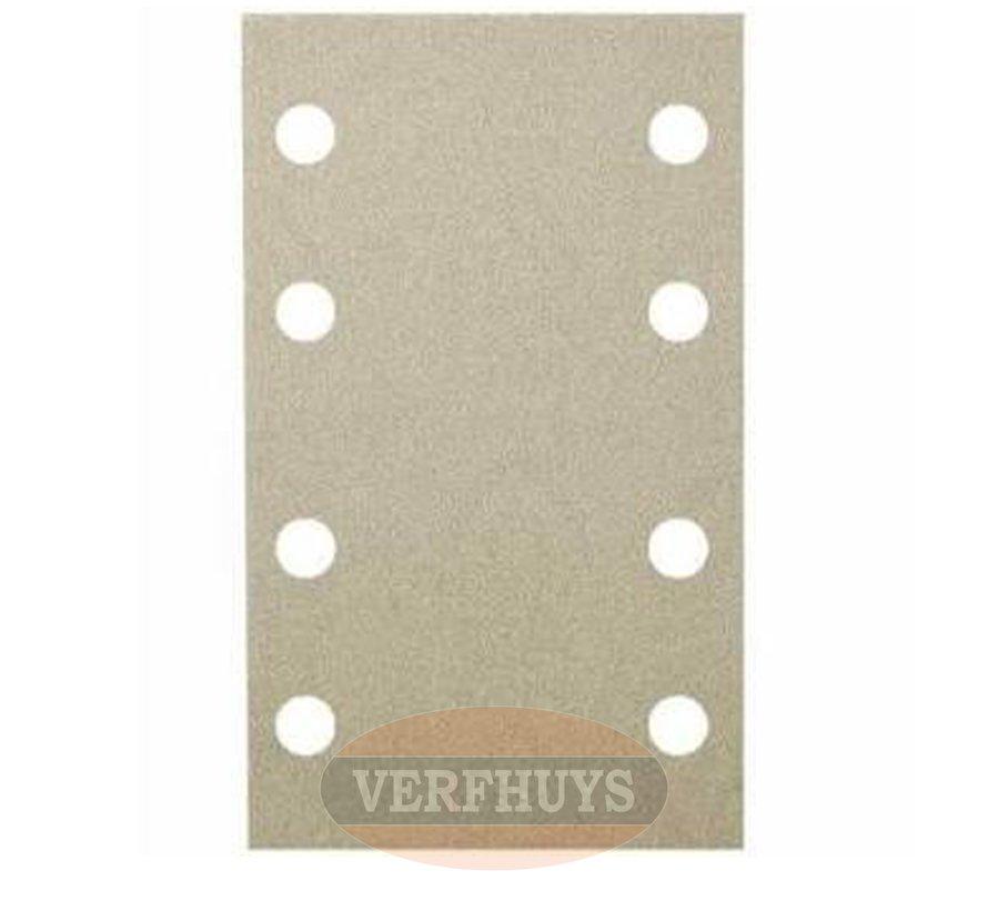 Klingspor schuurpapier - Rechthoek 80 x 133 mm