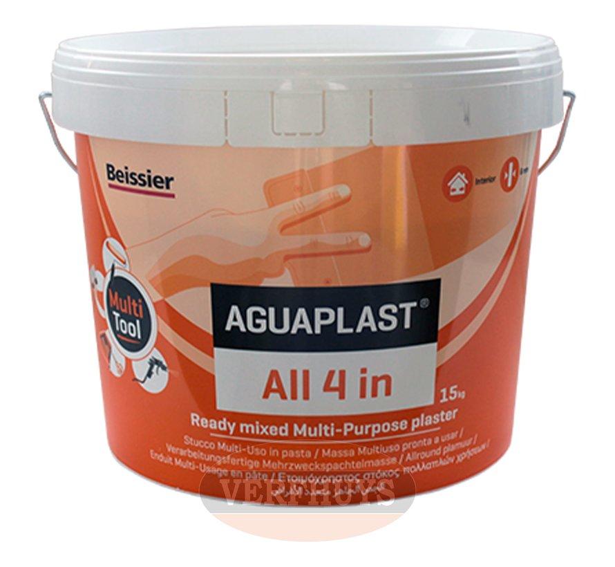 Aguaplast All 4 In - 15 KG