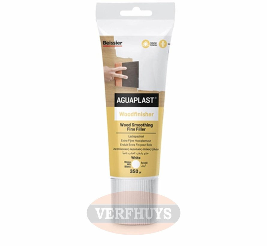 Aguaplast Woodfinisher - 350 gram