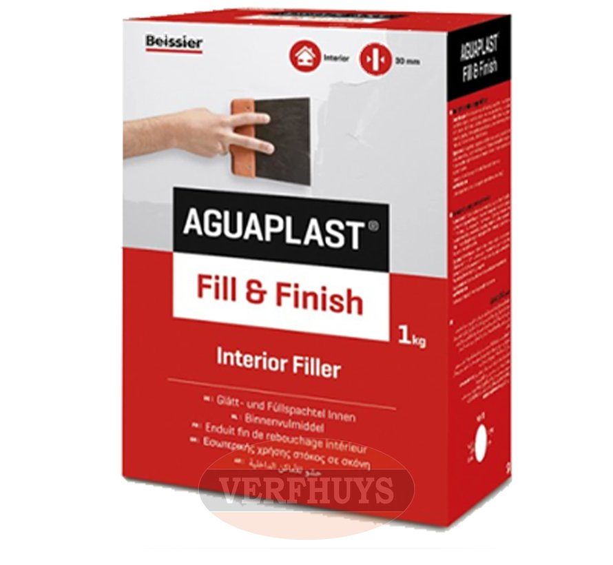 Aguaplast Fill & Finish