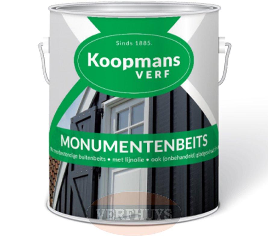 Koopmans Monumentenbeits