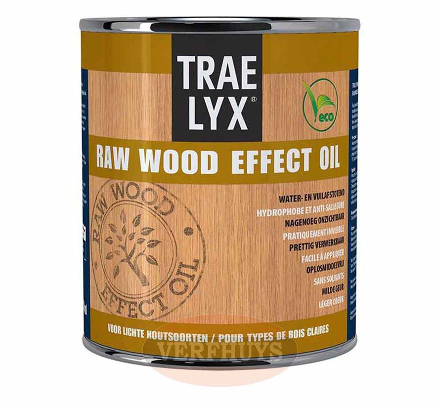 Trae Lyx Raw Wood Effect Oil - Lichthout