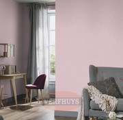 Fashion for Walls behang - Roze effen