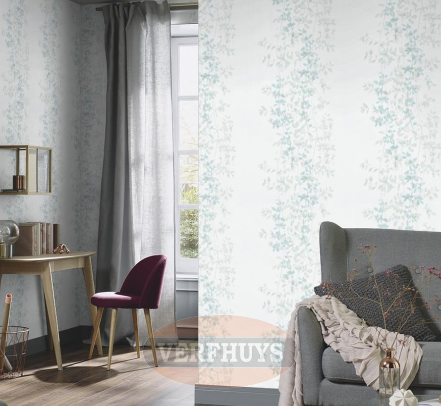Fashion for Walls behang - Groene klimop
