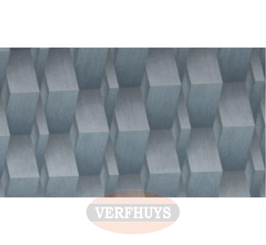 Fashion for Walls behang - Grijs patroon
