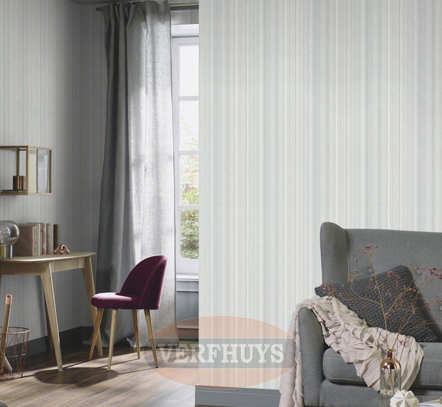 Fashion for Walls behang - Grijs lijnen