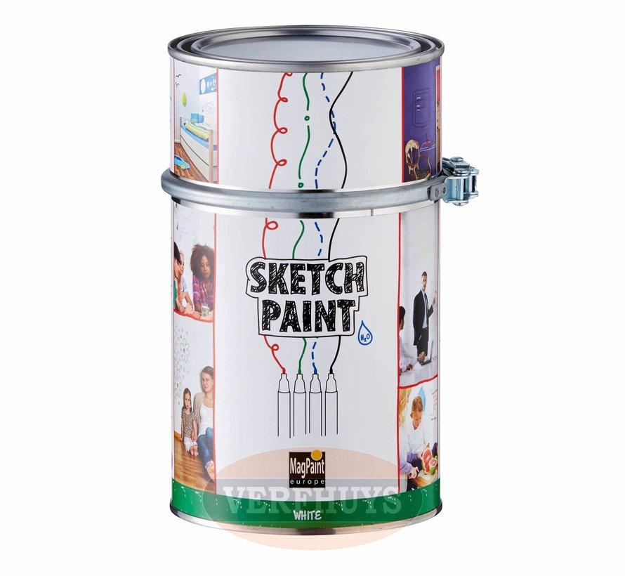 Magpaint Sketchpaint Whiteboardverf - Glans 0,5 liter