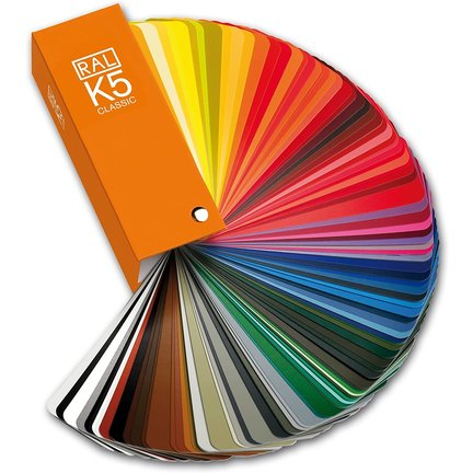 Kleuren bekijken of testen