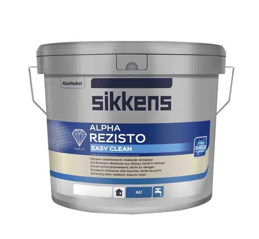 Sikkens Alpha Rezisto Easy Clean