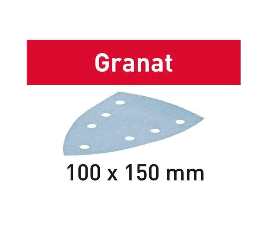 Festool Granat STF  Delta 100 stuks