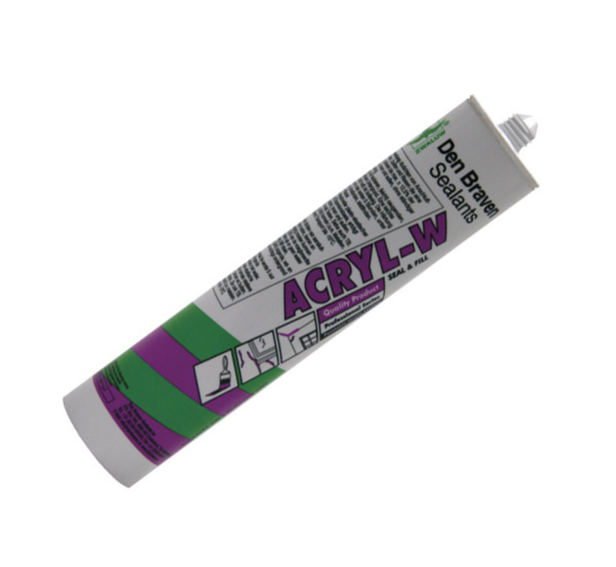 Den Braven Zwaluw Acryl-W - 310 ml