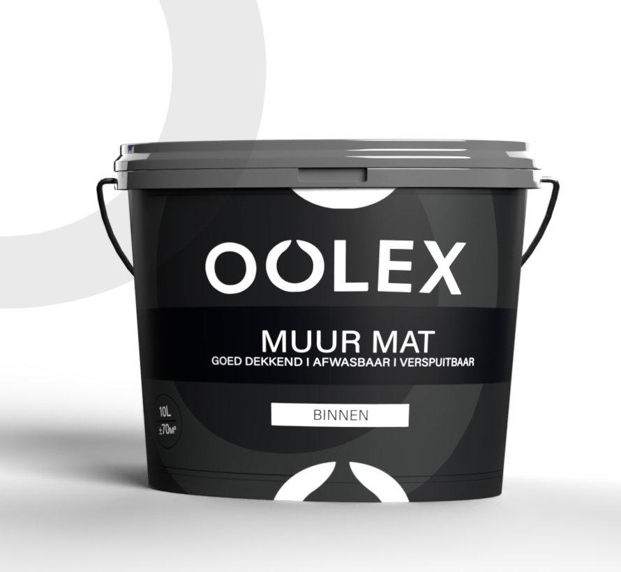 Oolex Muur Mat
