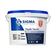 Sigma Sigma Facade Topcoat Matt
