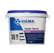 Sigma Sigma Facade TopCoat Satin