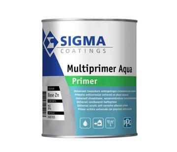 Sigma Sigma Multiprimer Aqua