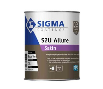 Sigma Sigma S2U Allure Satin