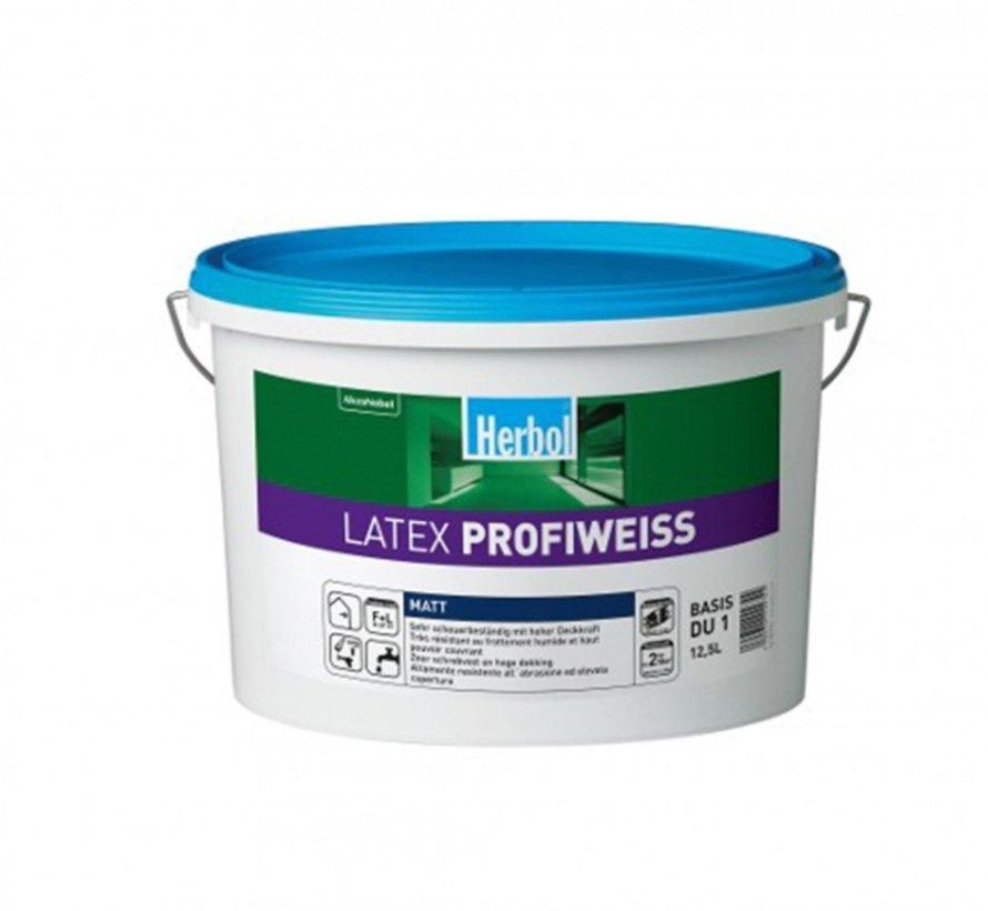 HERBOL LATEX PROFIWEISS - 12,5 liter