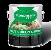 Koopmans Koopmans Hout & Bielzenzwart