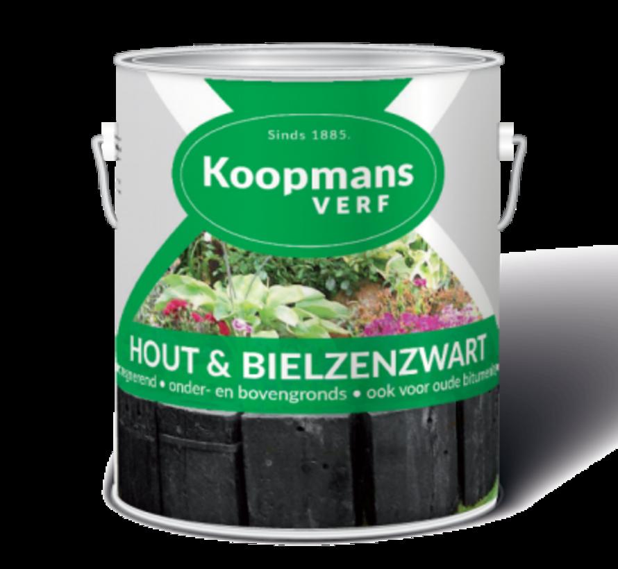 Koopmans Hout & Bielzenzwart