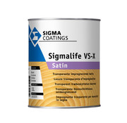Sigma Sigma Sigmalife VS-X Satin